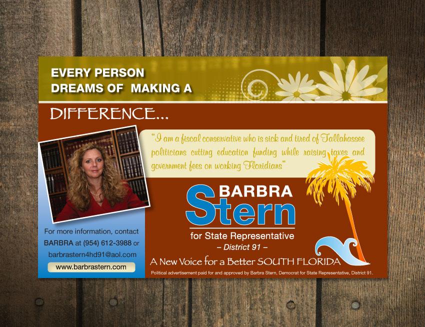 Barbar Stern Campaign
