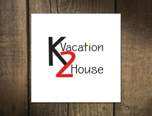 Logo Design for K2Vacation House