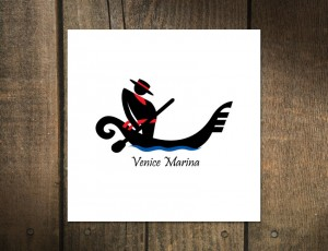 Logo Design for Venice Marina