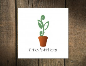 Logo Design for Ittie Bitties