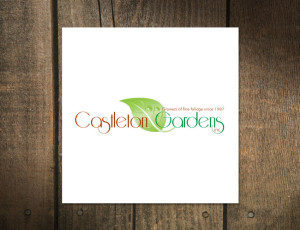 Logo Design for Castleton Gardens