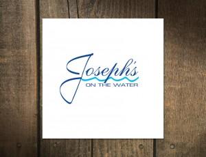 Logo Design for Joseph's on the Water