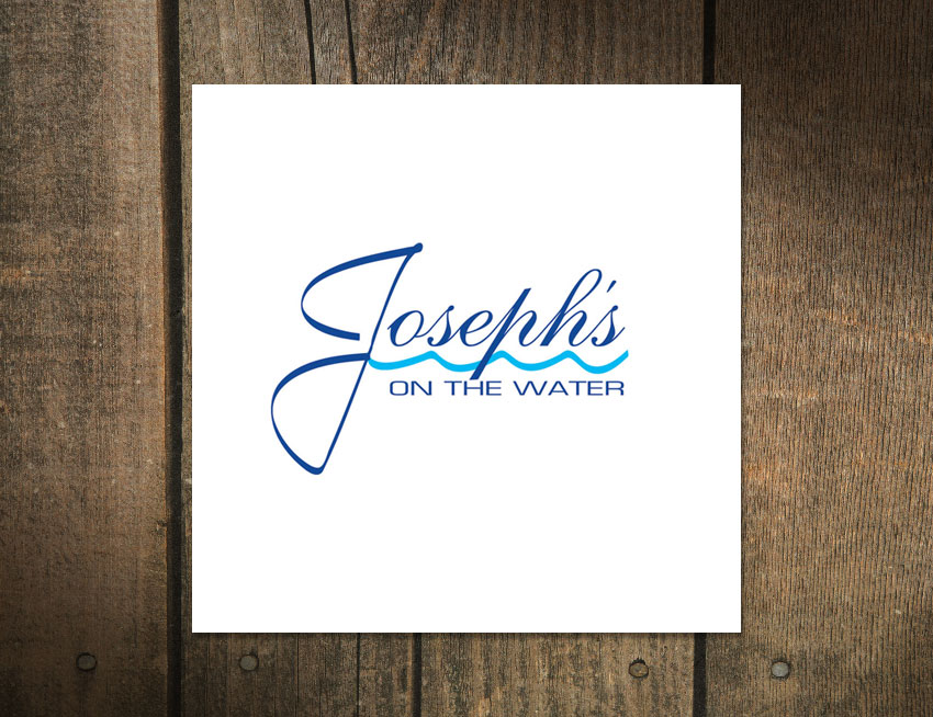 Logo Design for Joseph's on the Water