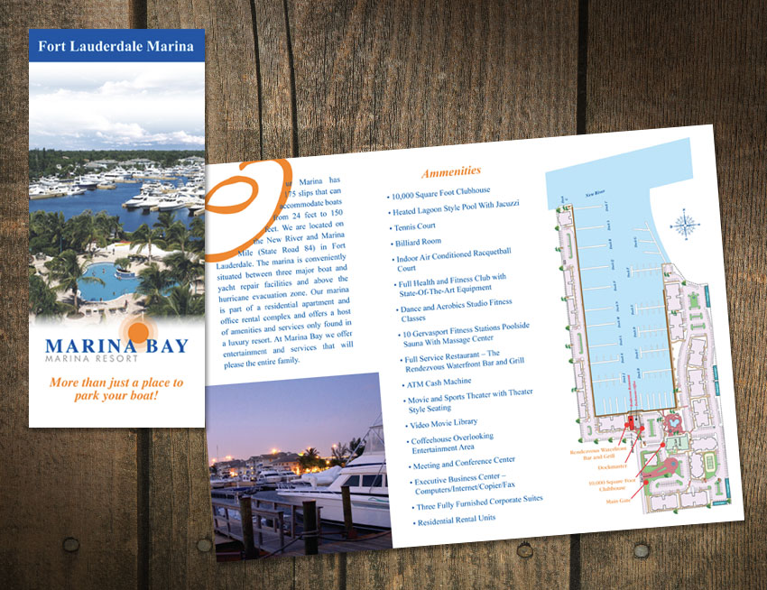 Marina Bay Brochure