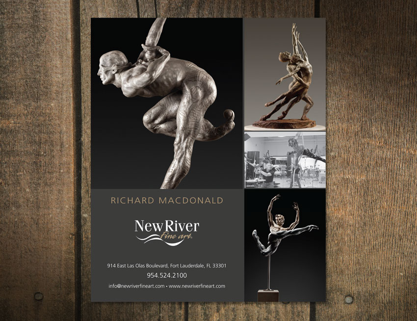 New River Fine Art Ad