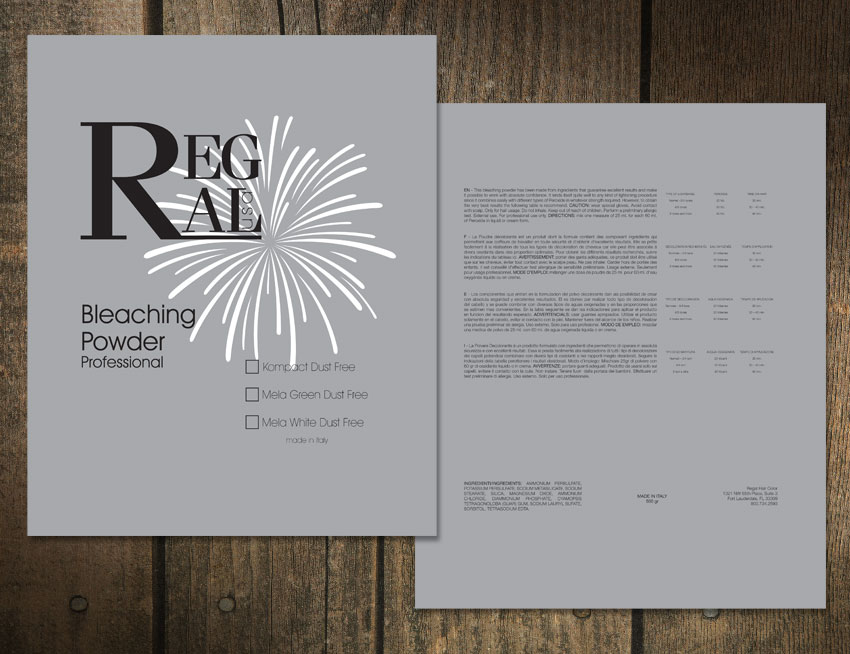 Regal USA Bag Design