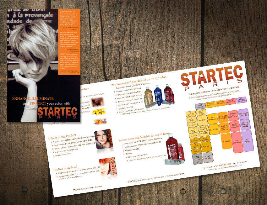 Startec Paris Brochure
