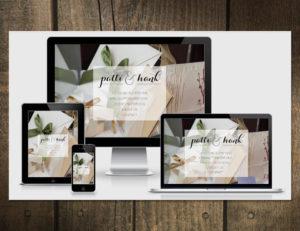 WordPress Design - Big Max's Studio
