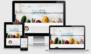 Websites for Nutritionist - Big Max's Studio