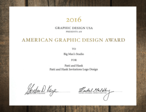 2016 AGDA Award Big Max's Studio