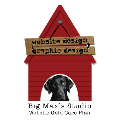 Website Gold Plan - Big Max's Studio