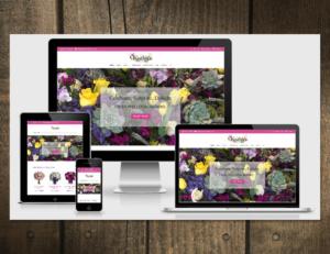 Wordpress Website Design - Big Max's Studio