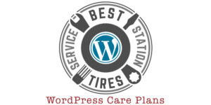 WordPress Care Plans - Big Max's Studio