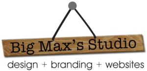 Branding, Identity and Logo Design - Big Max's Studio