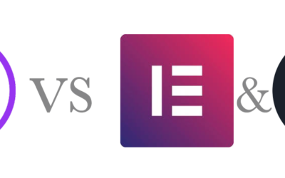 Divi vs. Elementor and GeneratePress