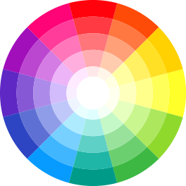 Color Wheel - Big Max's Studio