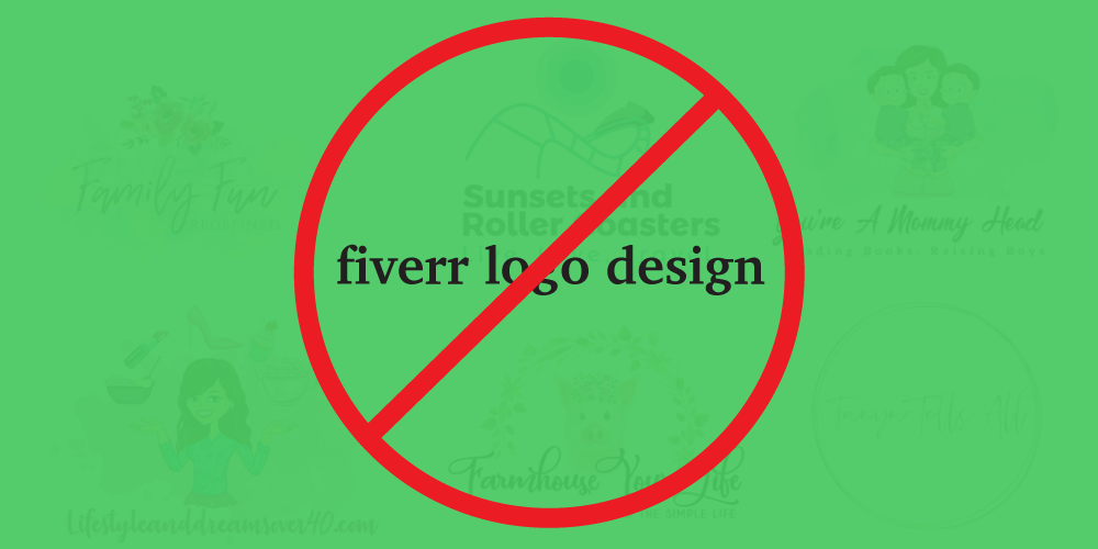NO! You don't use Fiverr, and research the advice you've just been given