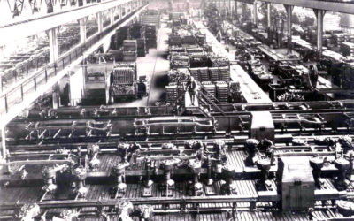 Automation; Henry Ford had the right idea