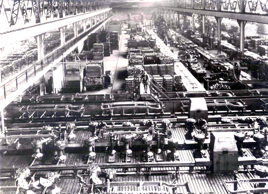 Image of Henry Ford Factory